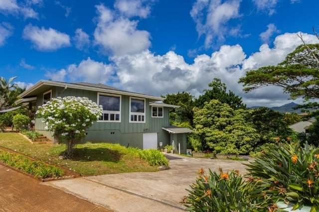 4480 Lani Ikena Pl, Kalaheo, HI 96741 (MLS #643449) :: Kauai Exclusive Realty