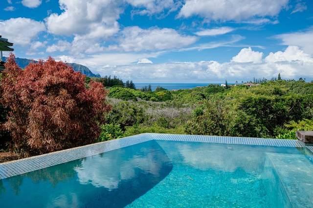 5160 Hanalei Plantation Rd, Princeville, HI 96722 (MLS #643452) :: Corcoran Pacific Properties