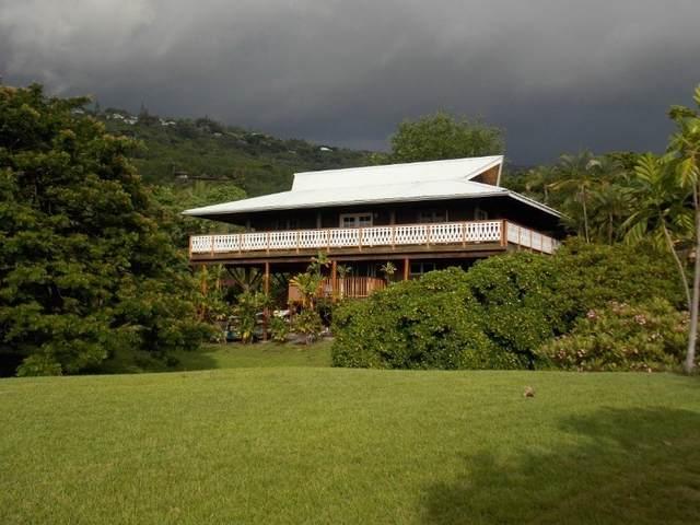 82-5996 Napoopoo Rd, Captain Cook, HI 96704 (MLS #643454) :: LUVA Real Estate