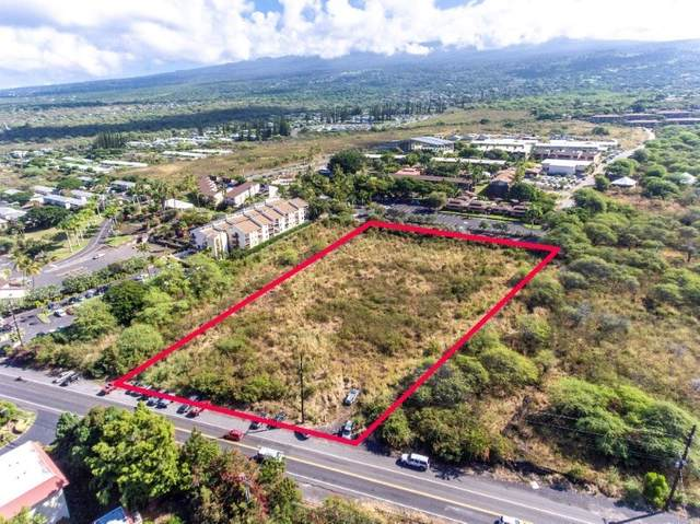 75-5877 Kuakini Hwy, Kailua-Kona, HI 96740 (MLS #643456) :: Corcoran Pacific Properties