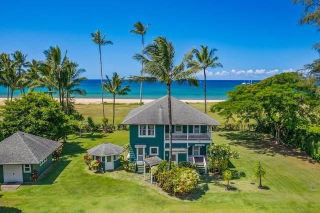 5372 Weke Rd, Hanalei, HI 96714 (MLS #643460) :: Kauai Exclusive Realty