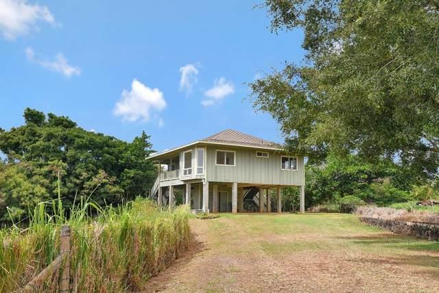 3211 Hapa Rd, Koloa, HI 96756 (MLS #643517) :: Corcoran Pacific Properties