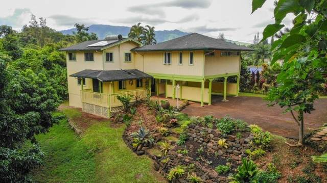 6271 Opaekaa Rd, Kapaa, HI 96746 (MLS #643525) :: Iokua Real Estate, Inc.