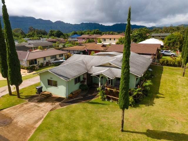 4443 Anonui St, Lihue, HI 96766 (MLS #643530) :: Kauai Exclusive Realty