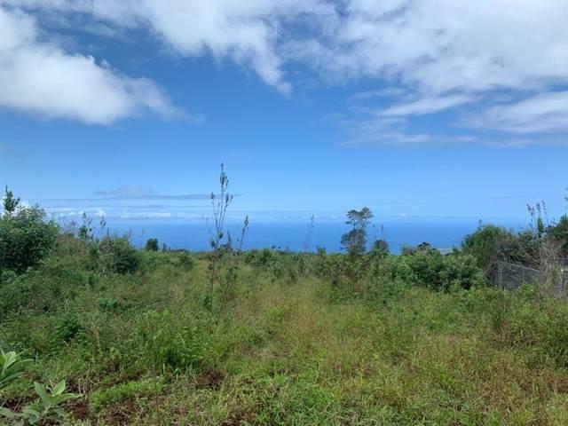 75-5498 Nalo Meli Dr, Holualoa, HI 96725 (MLS #643544) :: Hawai'i Life