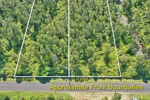 11-2805 Pikake St, Mountain View, HI 96771 (MLS #643548) :: Iokua Real Estate, Inc.