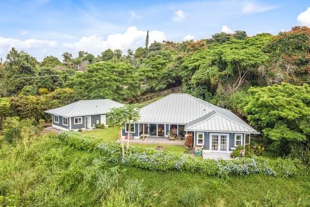 76-6022 Mamalahoa Hwy, Holualoa, HI 96740 (MLS #643569) :: LUVA Real Estate