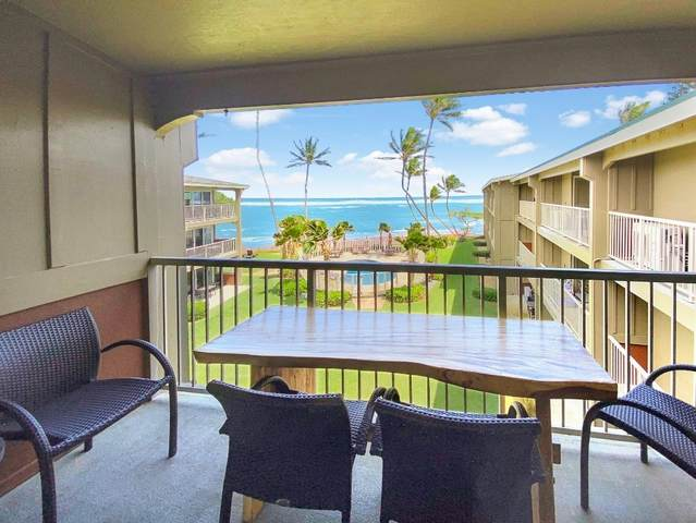 4-856 Kuhio Hwy, Kapaa, HI 96746 (MLS #643575) :: Kauai Exclusive Realty