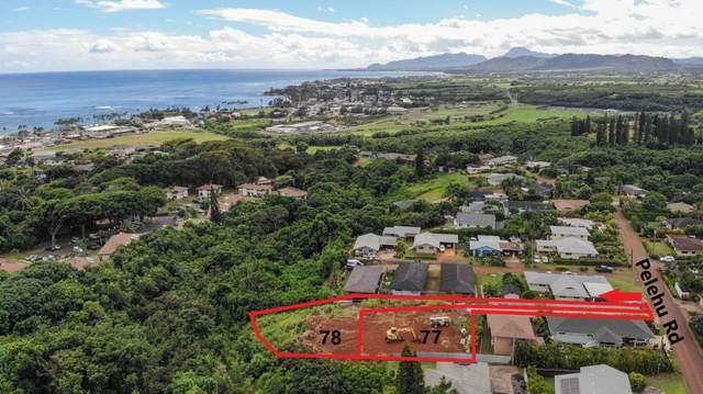 Pelehu Rd, Kapaa, HI 96746 (MLS #643578) :: Hawai'i Life