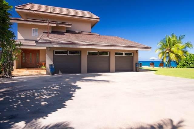 75-5922 Alii Dr, Kailua-Kona, HI 96740 (MLS #643586) :: LUVA Real Estate