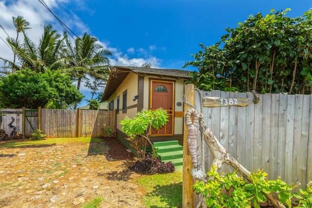 1382 Inia St, Kapaa, HI 96746 (MLS #643602) :: Aloha Kona Realty, Inc.