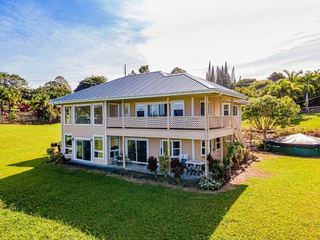31-230 Hawaii Belt Rd, Ninole, HI 96773 (MLS #643624) :: Steven Moody