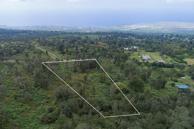 75-1265 Keopu Mauka Dr, Holualoa, HI 96725 (MLS #643668) :: LUVA Real Estate