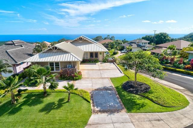 1245 Nohea St, Kalaheo, HI 96741 (MLS #643676) :: Corcoran Pacific Properties