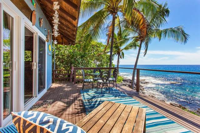 77-6584-A Alii Dr, Kailua-Kona, HI 96740 (MLS #643728) :: Corcoran Pacific Properties