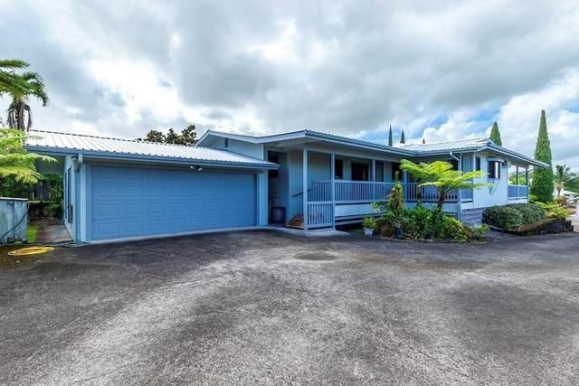 713 Kukuau St, Hilo, HI 96720 (MLS #643729) :: Steven Moody