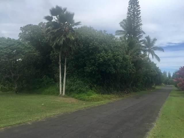 N Popaa St, Pahoa, HI 96778 (MLS #643738) :: Corcoran Pacific Properties