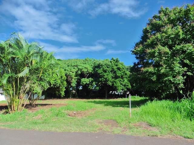 366 Eggerking Rd, Wailua, HI 96746 (MLS #643740) :: Hawai'i Life
