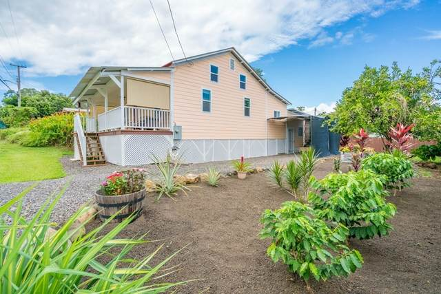 28-226 Stable Camp Rd, Honomu, HI 96728 (MLS #643757) :: Corcoran Pacific Properties