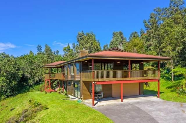 75-5487 Hahai St, Holualoa, HI 96725 (MLS #643771) :: Corcoran Pacific Properties