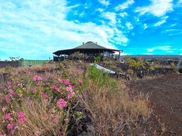 92-8869 Macadamia Dr, Ocean View, HI 96737 (MLS #643775) :: LUVA Real Estate