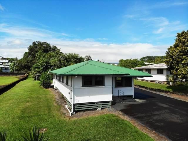 70 Iwalani St, Hilo, HI 96720 (MLS #643779) :: LUVA Real Estate