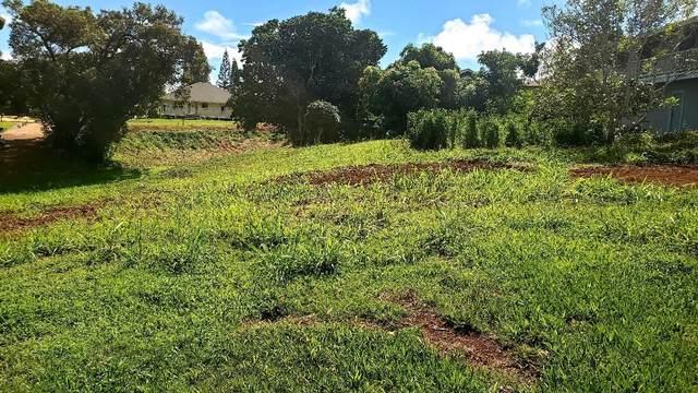 Ahopueo Dr, Kalaheo, HI 96741 (MLS #643811) :: Kauai Exclusive Realty