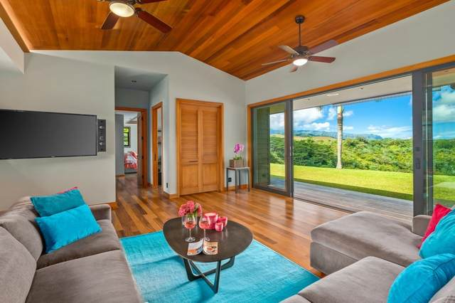 5454 Kahiliholo Rd, Kilauea, HI 96754 (MLS #643824) :: Iokua Real Estate, Inc.
