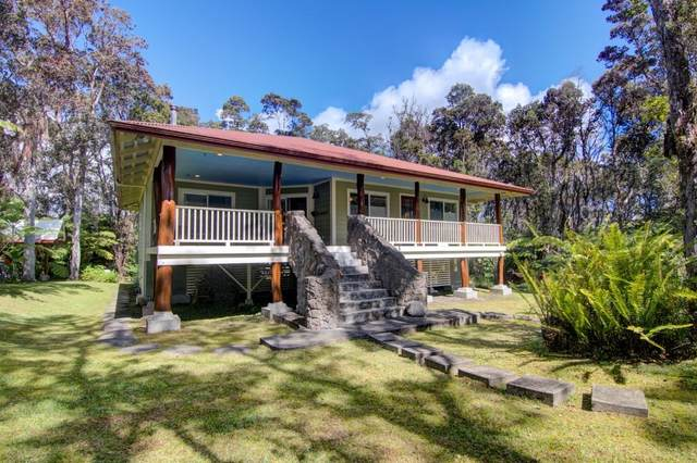 11-3876 8TH ST, Volcano, HI 96785 (MLS #643857) :: Iokua Real Estate, Inc.