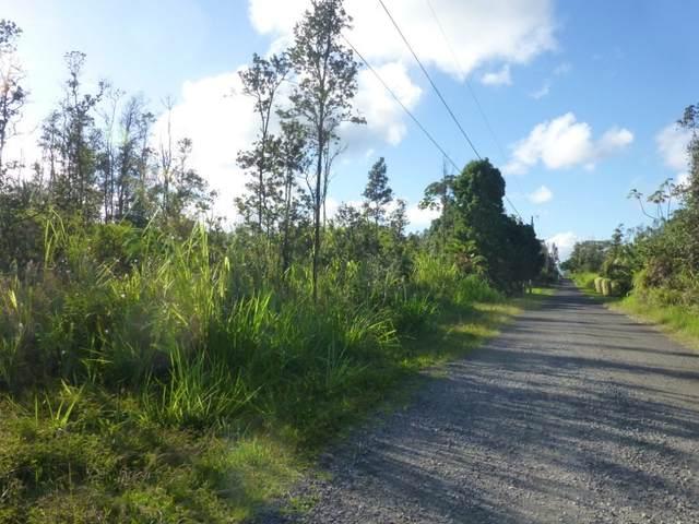 16-1604 36TH AVE, Keaau, HI 96760 (MLS #643870) :: Iokua Real Estate, Inc.
