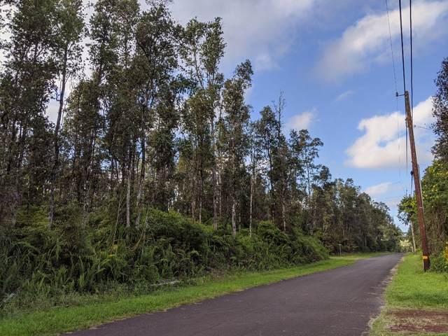 Lahaina Rd, Pahoa, HI 96778 (MLS #643872) :: Corcoran Pacific Properties