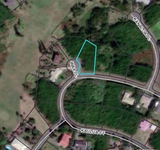 Waa Pl, Naalehu, HI 96772 (MLS #643887) :: Iokua Real Estate, Inc.