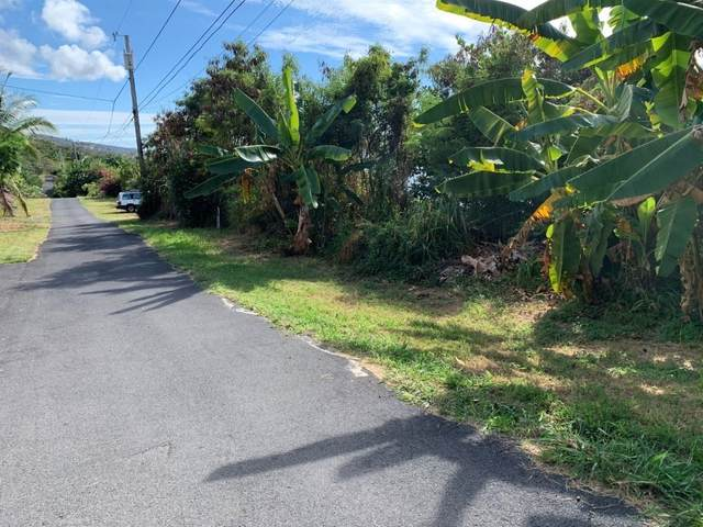 Road E, Captain Cook, HI 96704 (MLS #643896) :: Aloha Kona Realty, Inc.
