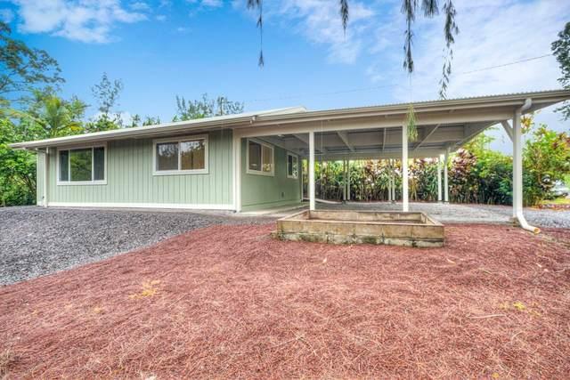 18-4118 Hinuhinu St, Volcano, HI 96785 (MLS #643900) :: LUVA Real Estate