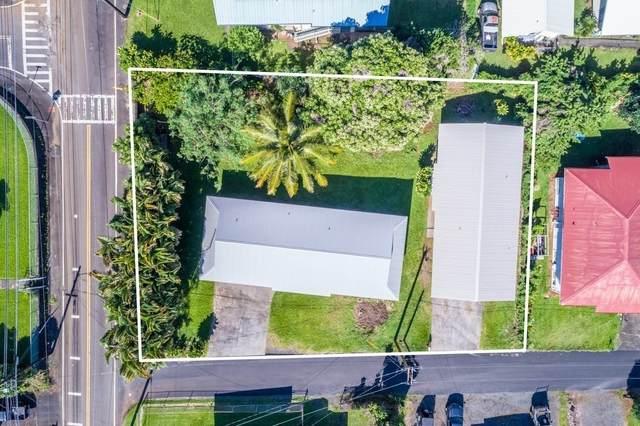 7 Vierra Ln, Hilo, HI 96720 (MLS #643958) :: Corcoran Pacific Properties