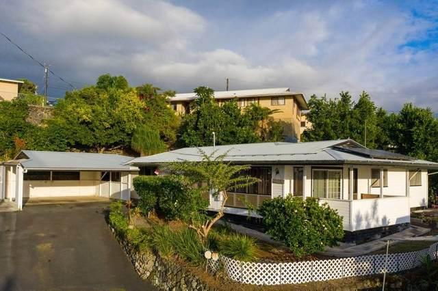 82-6162 Okika Pl, Captain Cook, HI 96704 (MLS #643971) :: Iokua Real Estate, Inc.