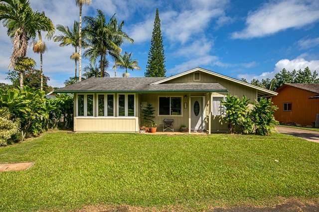 429 Molo St, Kapaa, HI 96746 (MLS #643974) :: Iokua Real Estate, Inc.