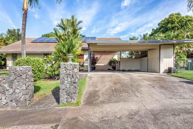 75-293 Aloha Kona Dr, Kailua-Kona, HI 96740 (MLS #643995) :: Team Lally