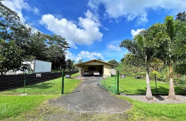 14-3443 Leisure Ln, Pahoa, HI 96778 (MLS #644050) :: Corcoran Pacific Properties