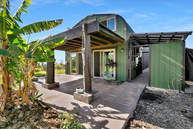 92-8463 Mamalahoa Hwy, Ocean View, HI 96737 (MLS #644056) :: LUVA Real Estate