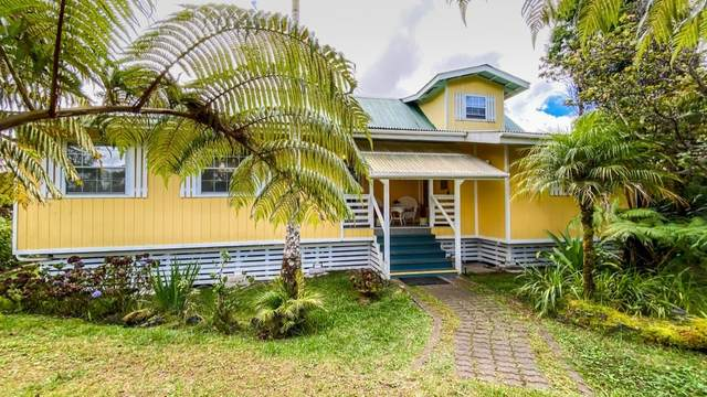 11-3741-A Alaohia St, Volcano, HI 96785 (MLS #644090) :: Iokua Real Estate, Inc.