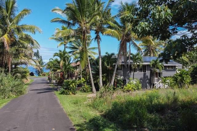 Kamanu St, Pahoa, HI 96778 (MLS #644110) :: Corcoran Pacific Properties