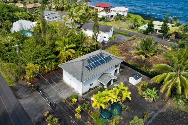 15-1715 Beach Rd, Keaau, HI 96749 (MLS #644164) :: Iokua Real Estate, Inc.