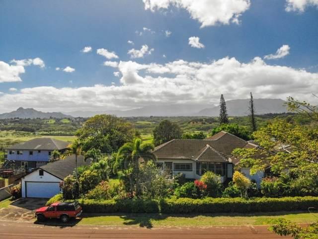 4595 Kaao Rd, Kealia, HI 96751 (MLS #644165) :: Aloha Kona Realty, Inc.