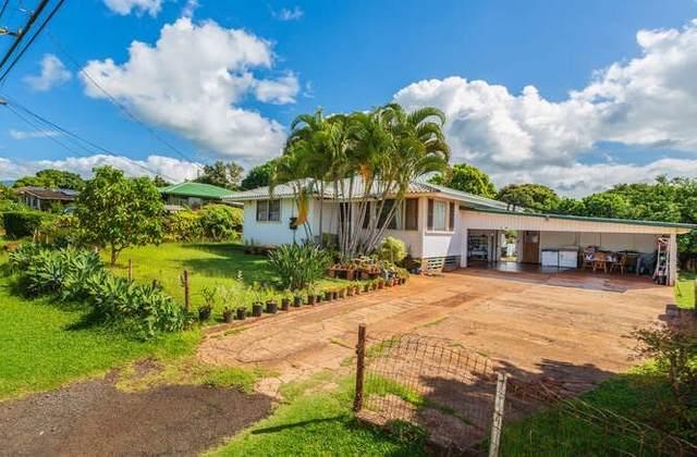 4834 Moi Rd, Hanapepe, HI 96716 (MLS #644169) :: Kauai Exclusive Realty