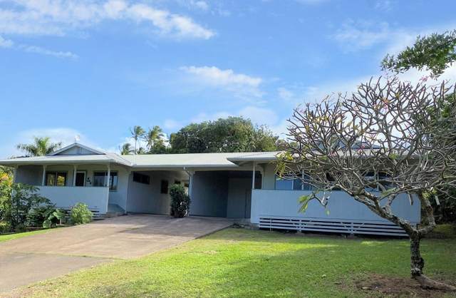 52-277 Keokea Park Rd, Kapaau, HI 96755 (MLS #644199) :: Iokua Real Estate, Inc.