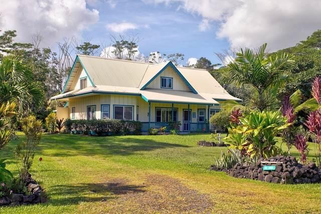 15-1948 12TH AVE (KOALI), Keaau, HI 96749 (MLS #644208) :: Iokua Real Estate, Inc.