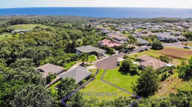 1116 Lani Nuu St, Kalaheo, HI 96741 (MLS #644211) :: Hawai'i Life