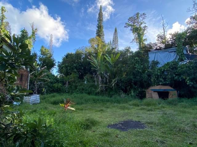 12-4263 Kalapana St, Pahoa, HI 96778 (MLS #644212) :: Corcoran Pacific Properties