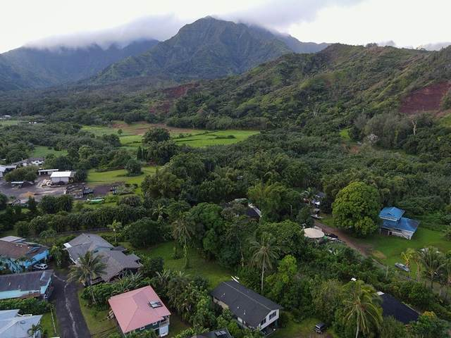 5-5495 Kuhio Hwy, Hanalei, HI 96722 (MLS #644227) :: Iokua Real Estate, Inc.
